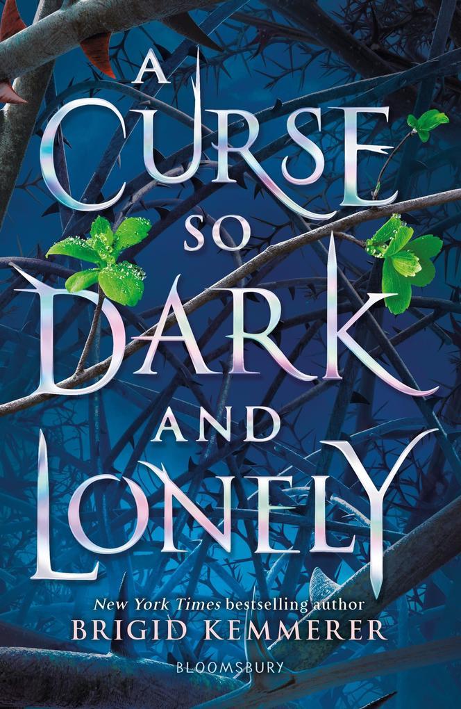 A Curse So Dark and Lonely als Taschenbuch