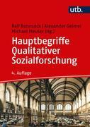 Hauptbegriffe Qualitativer Sozialforschung