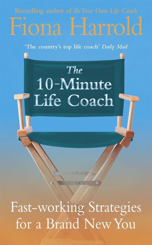 The 10-Minute Life Coach als Taschenbuch