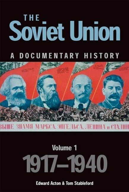 The Soviet Union: A Documentary History Volume 1 als Taschenbuch