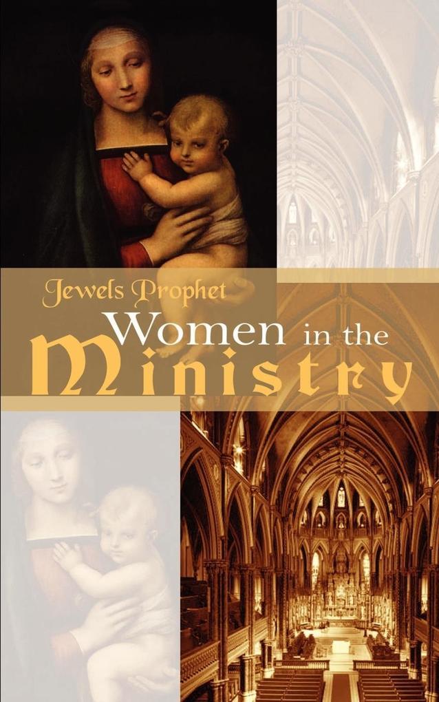 Women in the Ministry als Taschenbuch