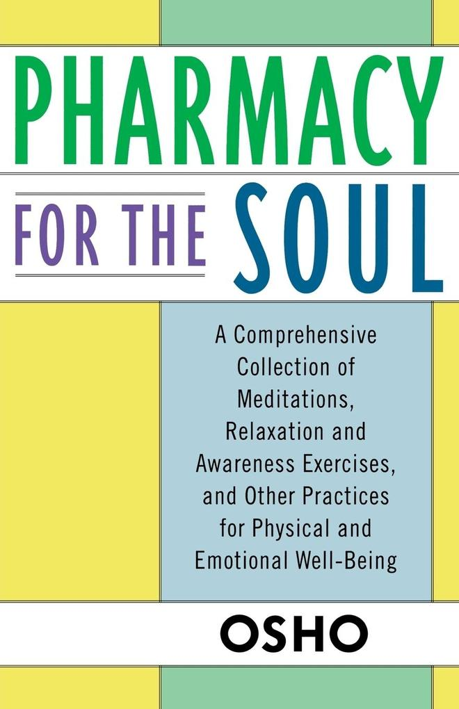 Pharmacy for the Soul als Taschenbuch