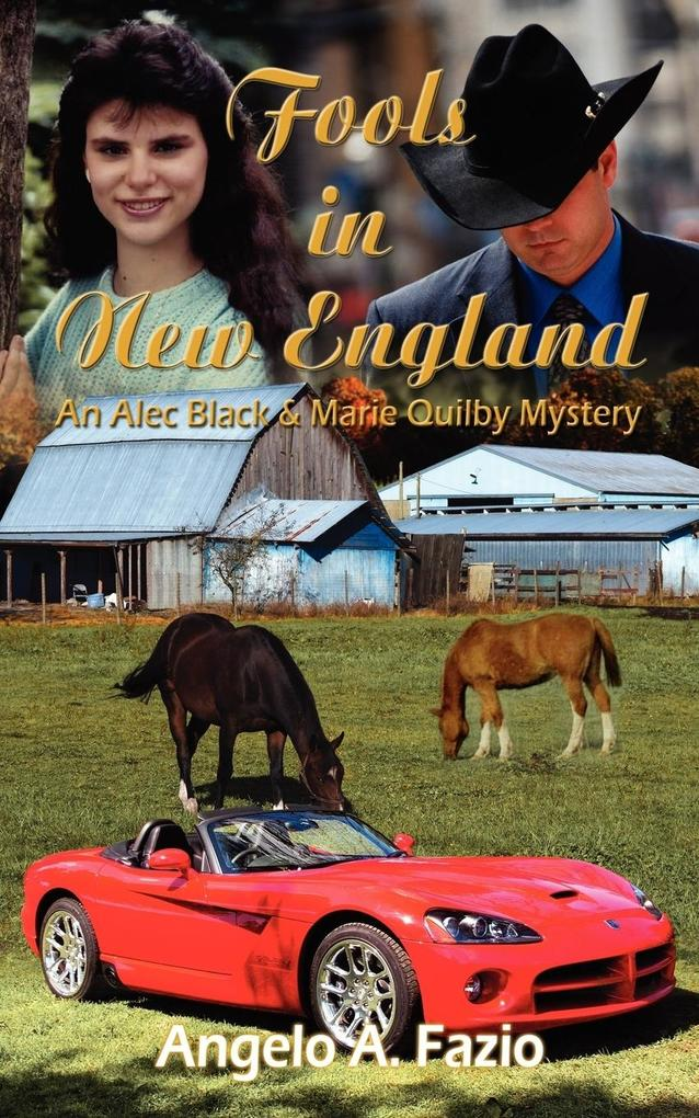 Fools in New England: An Alec Black & Marie Quilby Mystery als Taschenbuch