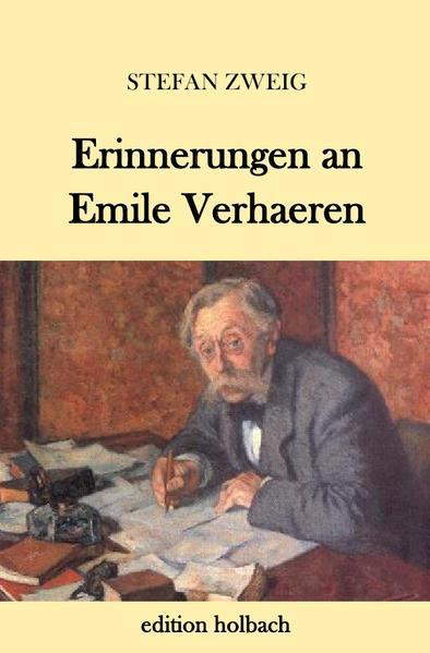 Erinnerungen an Emile Verhaeren als Buch (kartoniert)