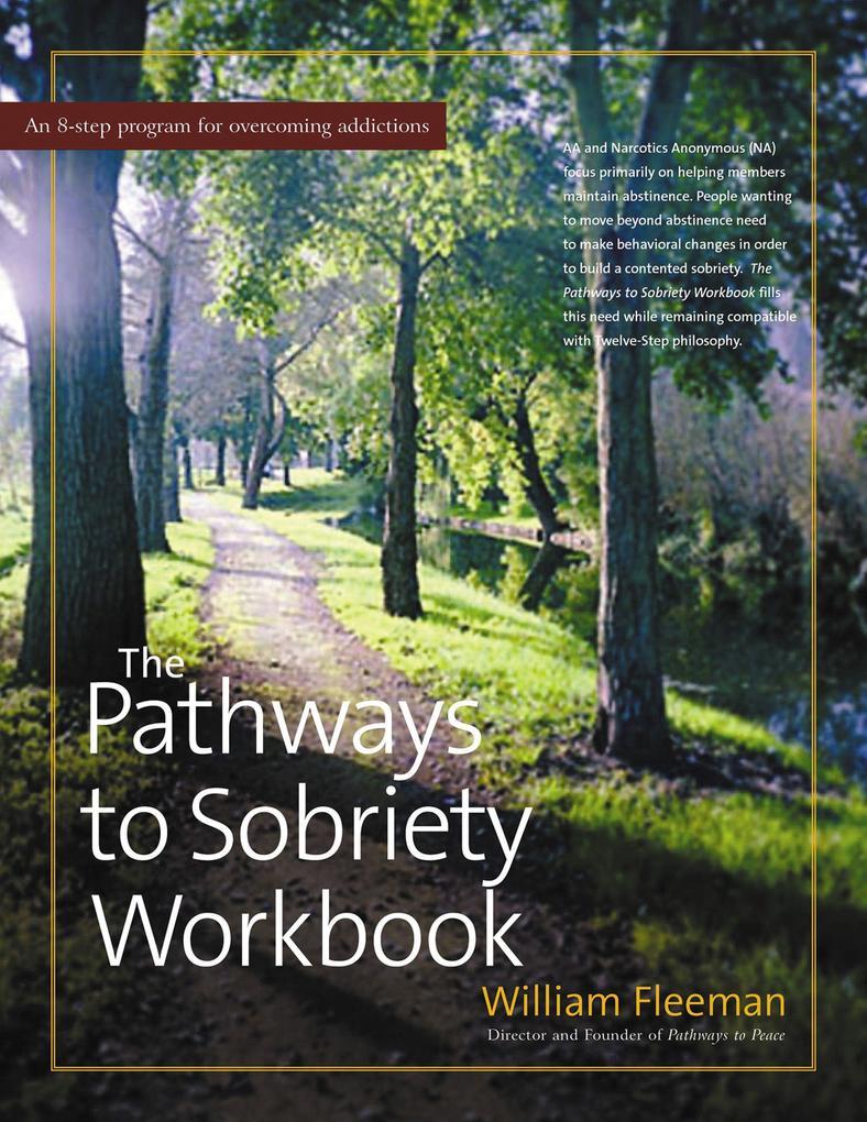 Pathways to Sobriety Workbook als Taschenbuch