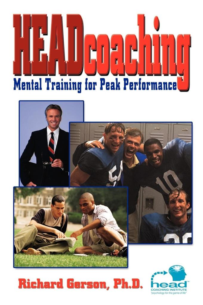 HEADcoaching: Mental Training for Peak Performance als Taschenbuch