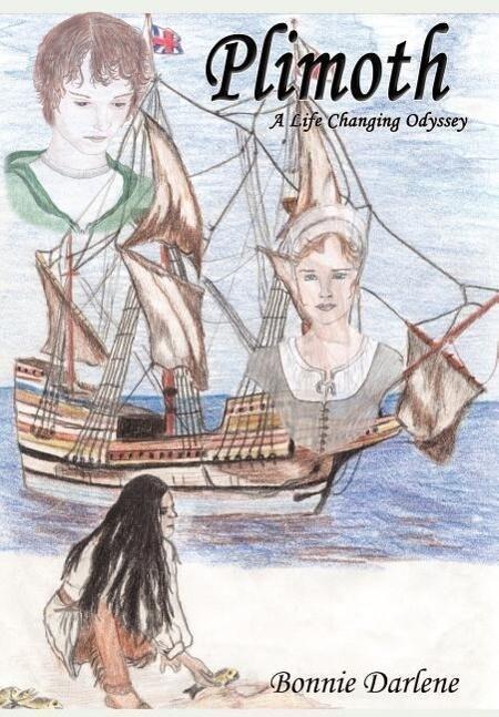 Plimoth: A Life Changing Odyssey als Buch (gebunden)