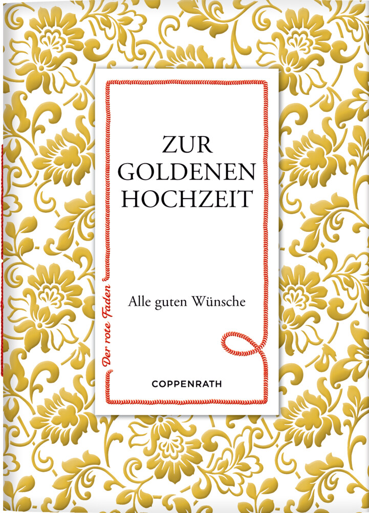 Coppenrath Verlag Zur Goldenen Hochzeit