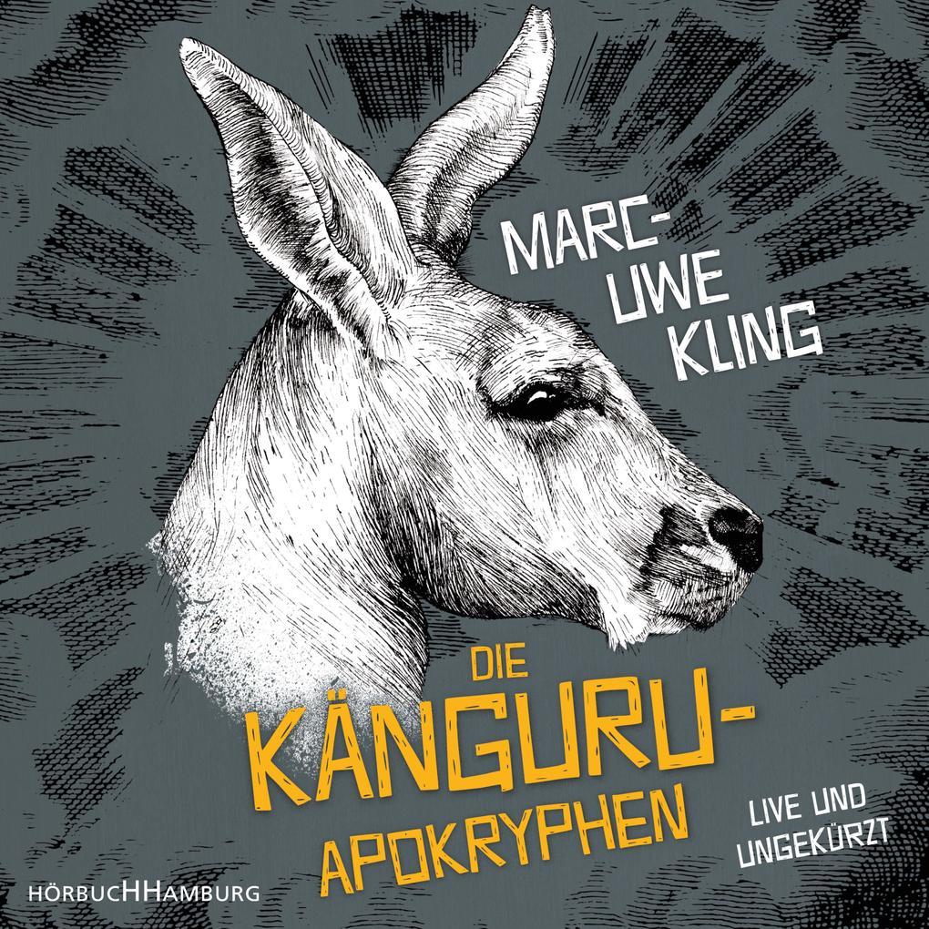 Die Känguru-Apokryphen als Hörbuch Download