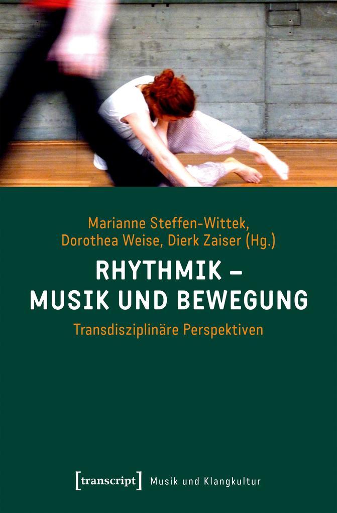 Rhythmik - Musik und Bewegung als Buch (kartoniert)