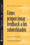 Giving Feedback to Subordinates (Spanish for Latin America)