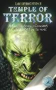 Temple of Terror als Buch (gebunden)