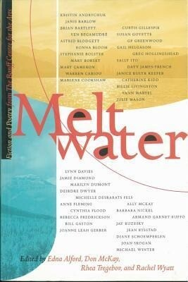 Meltwater: Fiction and Poetry from the Banff Centre for the Arts als Taschenbuch