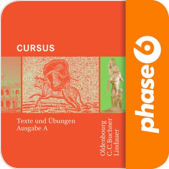 Vokabelsammlung zu: Cursus A als App