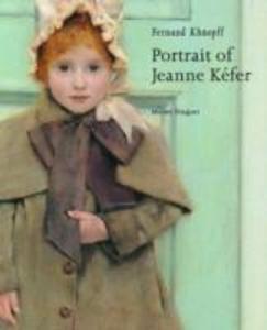 Fernand Khnopff - Portrait of Jeanne Kefer als Taschenbuch
