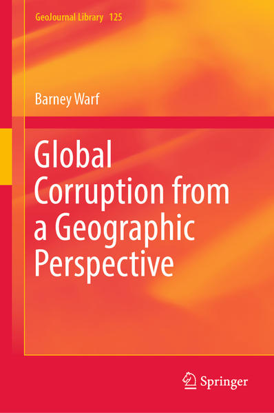Global Corruption from a Geographic Perspective als Buch (gebunden)