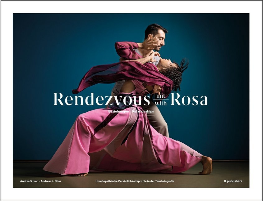 Rendezvous mit | with Rosa als Buch