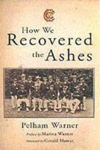 How We Recovered the Ashes als Buch (gebunden)