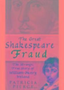 The Great Shakespeare Fraud als Buch (gebunden)