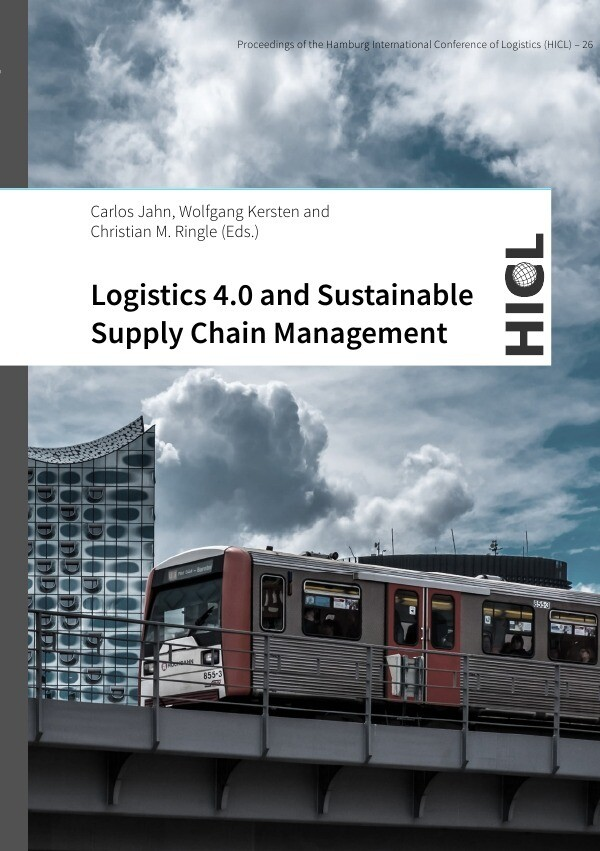 Logistics 4.0 and Sustainable Supply Chain Management als Buch (gebunden)