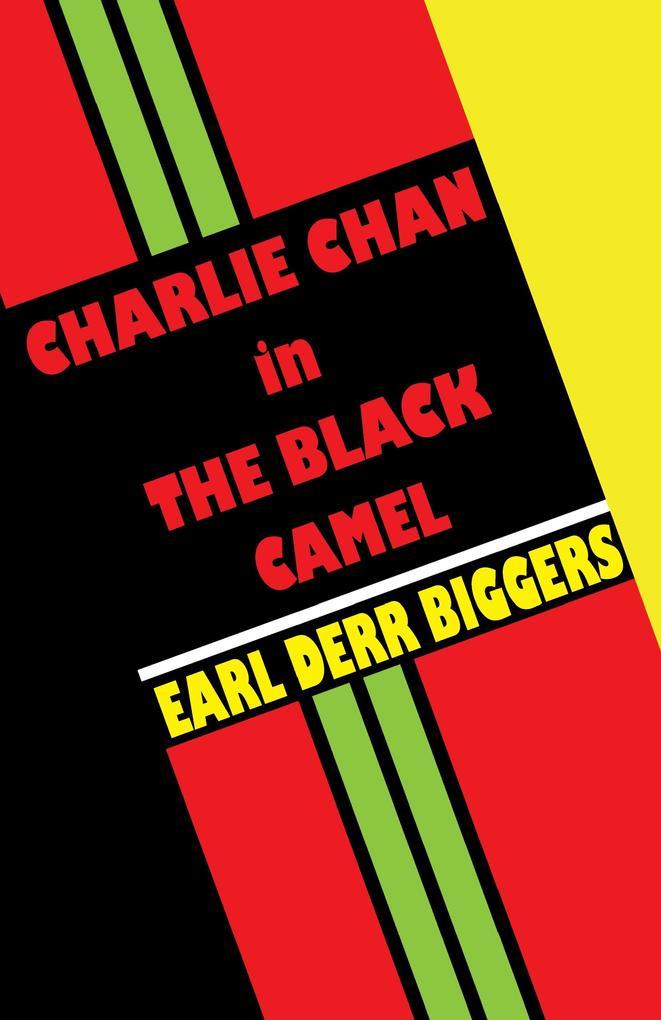 Charlie Chan in the Black Camel als Buch (gebunden)
