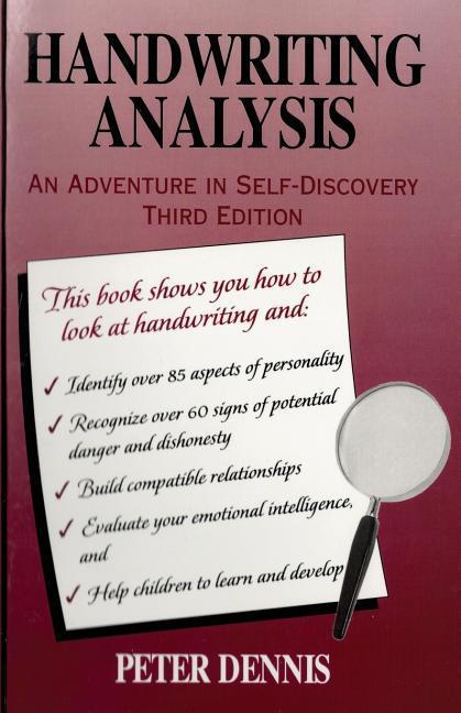 Handwriting Analysis: An Adventure in Self-discovery: Third Edition als Taschenbuch