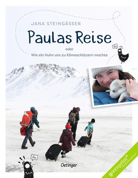 Paulas Reise als Buch (gebunden)