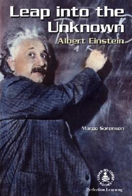 Leap Into the Unknown: Albert Einstein als Buch (gebunden)