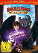 Dragons - Auf zu neuen Ufern - Staffel 3