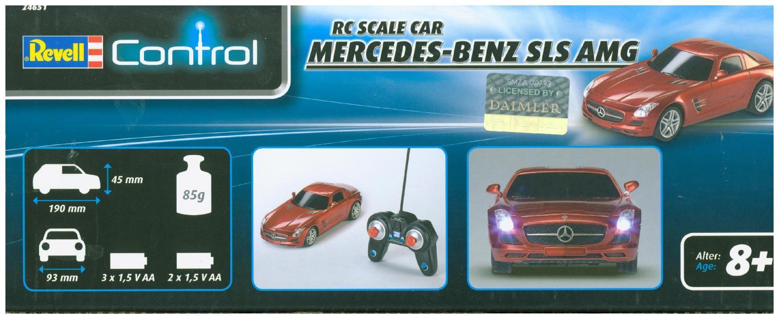 Revell Control - RC Mercedes als Spielware
