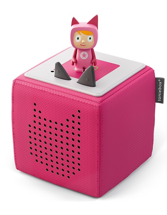 Starterset Toniebox Pink (Kreativ-Tonie) als Spielware