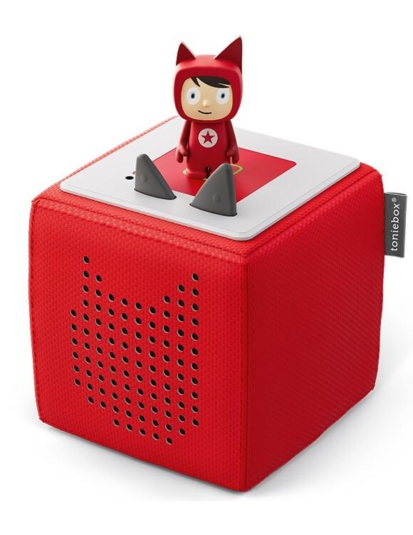 Starterset Toniebox Rot (Kreativ-Tonie) als Spielware