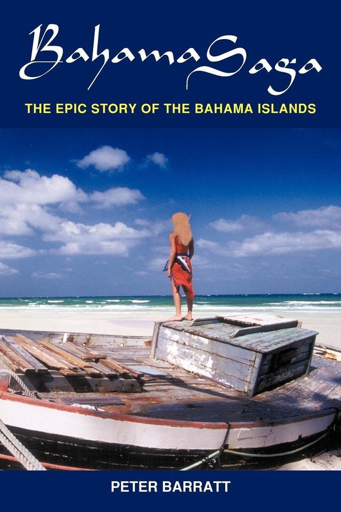 Bahama Saga als Taschenbuch