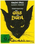 Das Grab der Lygeia (Version A), 1 Blu-ray + 1 DVD (Mediabook)