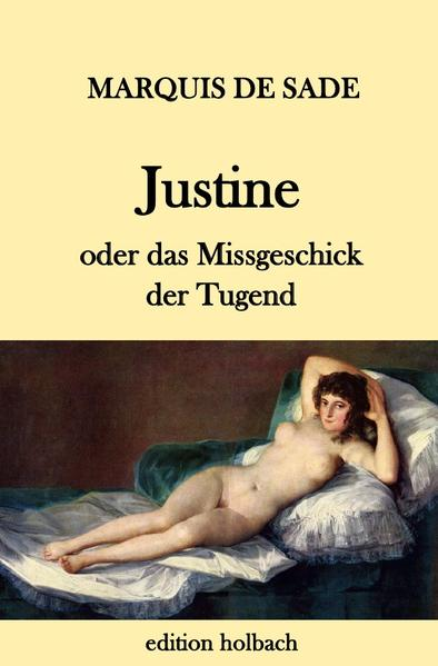 Justine oder das Missgeschick der Tugend als Buch (kartoniert)