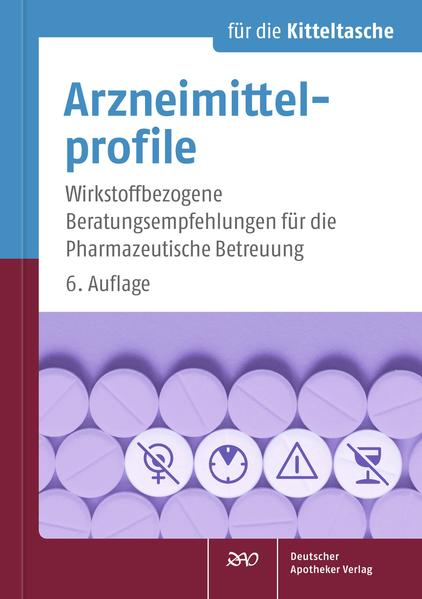 Arzneimittelprofile für die Kitteltasche als Buch (kartoniert)