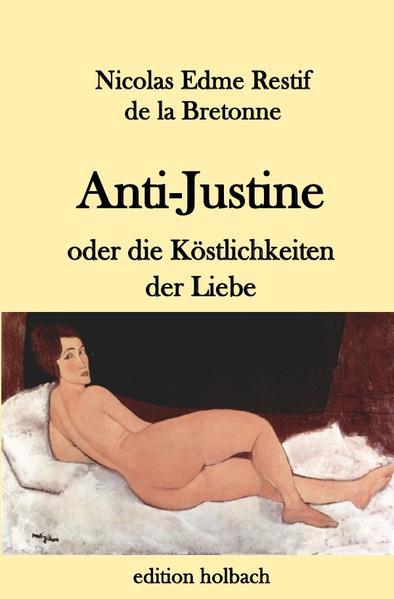 Anti-Justine als Buch (kartoniert)