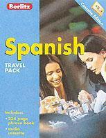 Spanish Berlitz Travel Pack als Buch