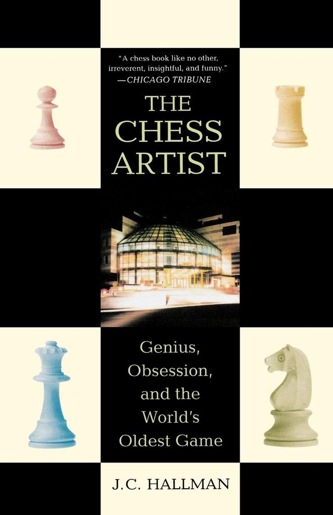 The Chess Artist als Buch (kartoniert)