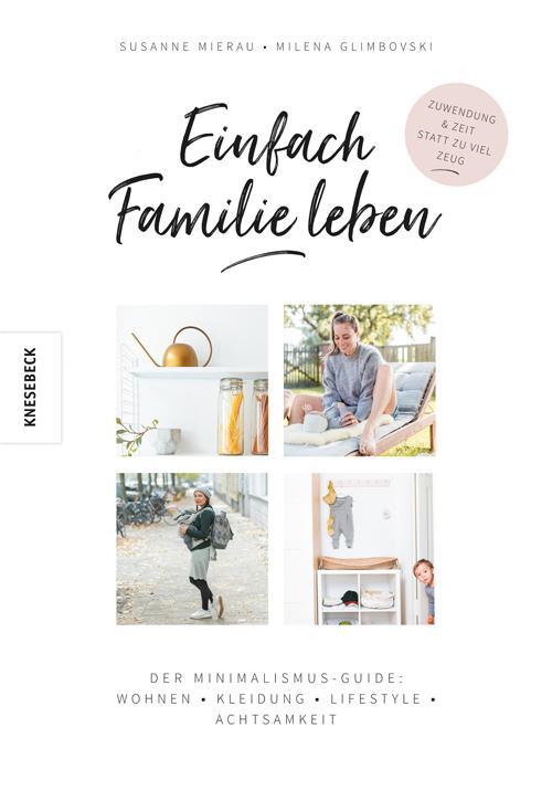Einfach Familie leben als Buch (kartoniert)