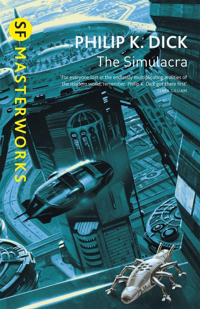 The Simulacra als Taschenbuch