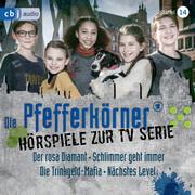 Die Pfefferkörner ' Hörspiele zur TV Serie (Staffel 14)