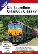 Die Baureihen Class 66 / Class 77
