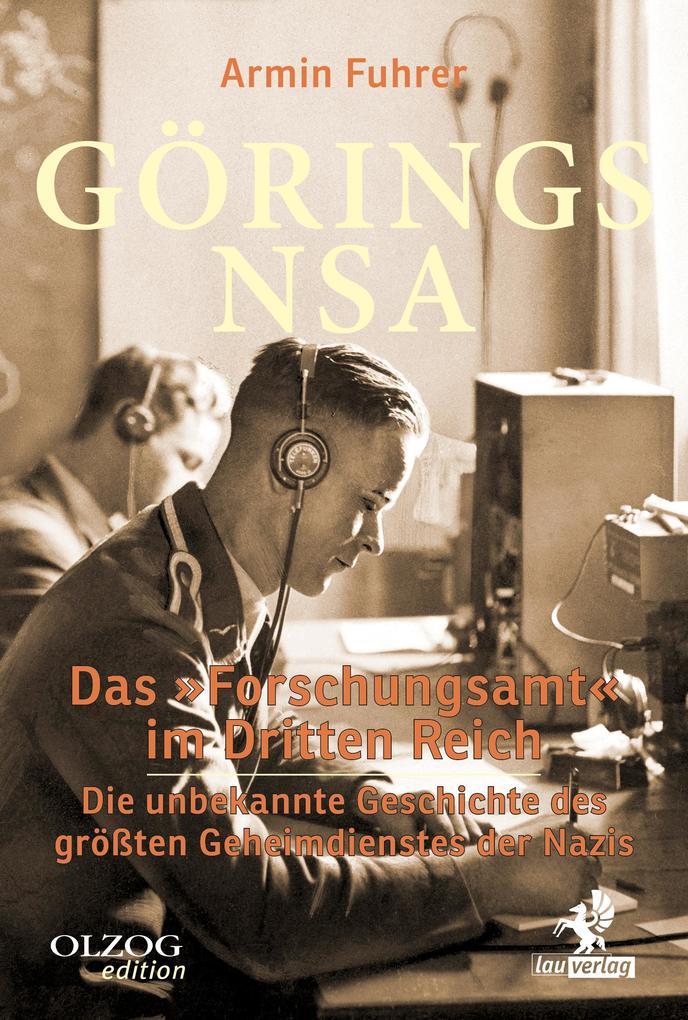 Görings NSA als Buch (gebunden)