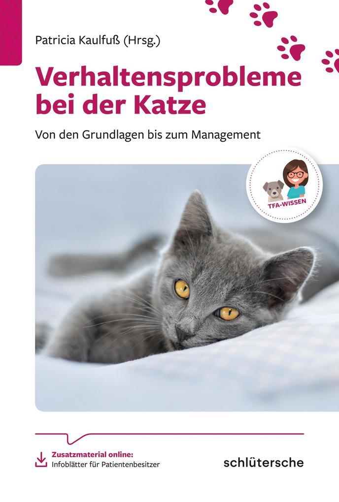 Verhaltensprobleme bei der Katze als eBook pdf