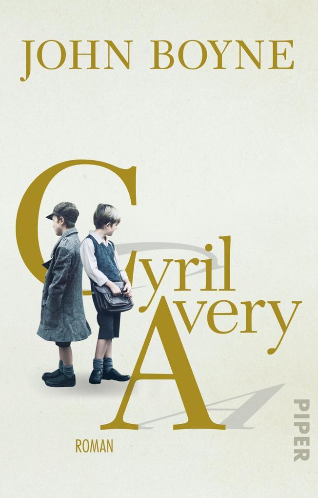 Cyril Avery als Taschenbuch