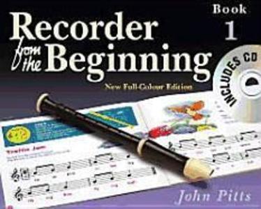 Recorder from the Beginning - Book 1 als Buch