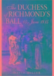 The Duchess of Richmond's Ball als Taschenbuch