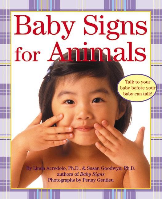 Baby Signs for Animals als Buch (kartoniert)