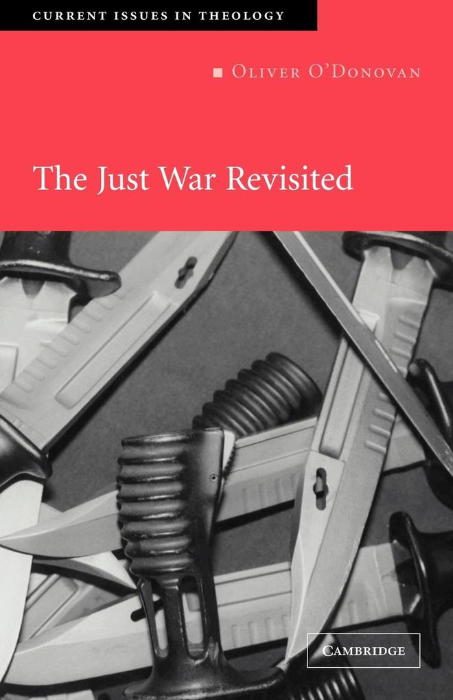 The Just War Revisited als Taschenbuch